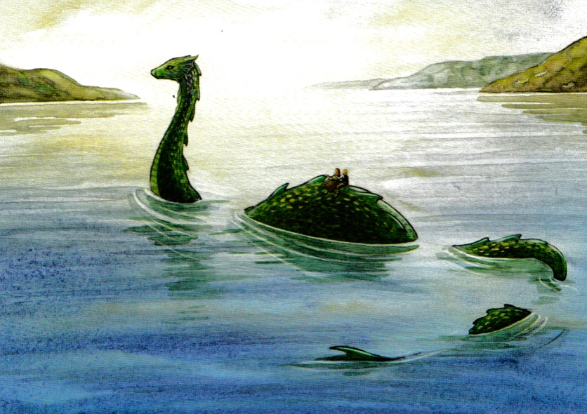the-treasure-of-the-loch-ness-monster