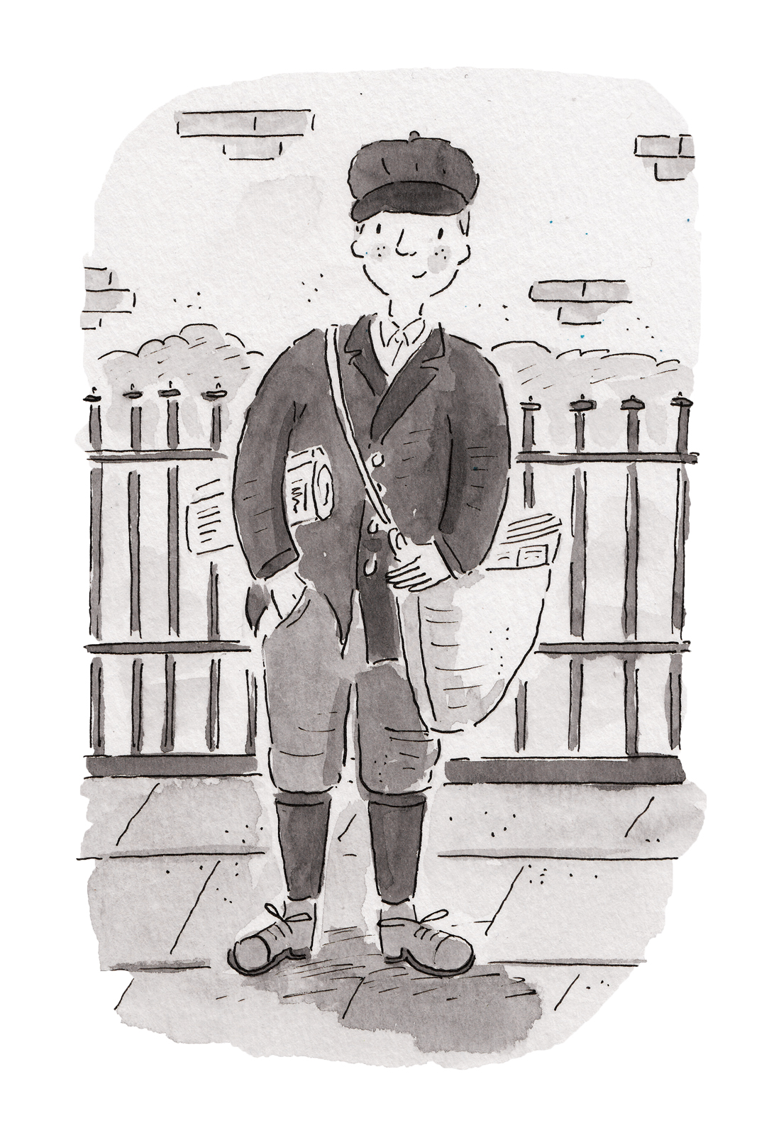 4.secret-diary-james-delivering-rolls-and-newspapers-2018