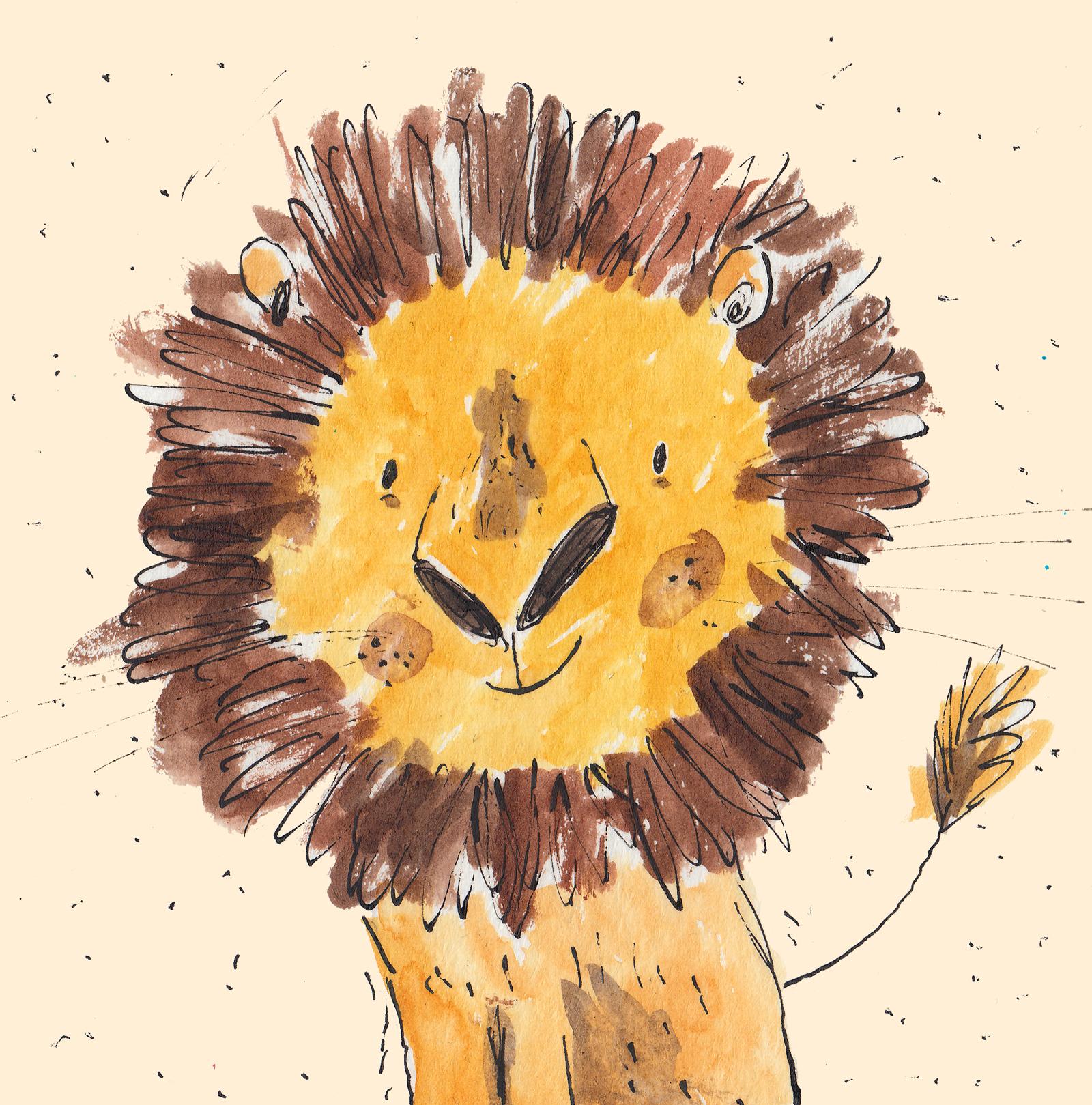 7.wildlife-series-lion