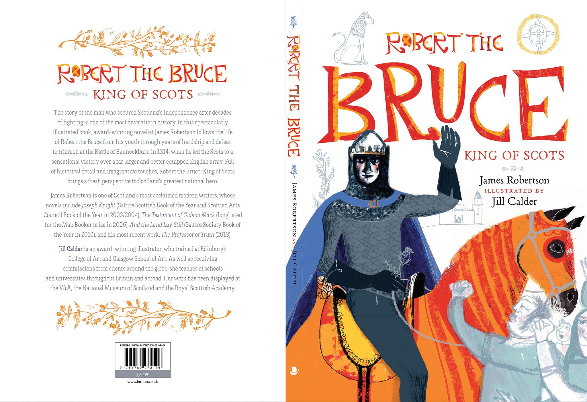 jillcalder-thebruce-book-cover